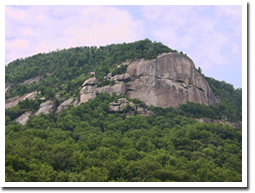 Chimney Rock Mountain